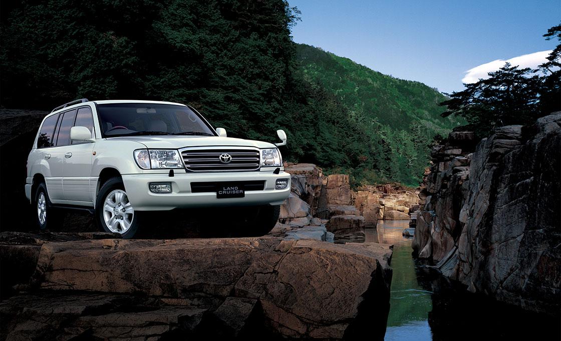 ランドクルーザーと他メーカーの4WDとの違い