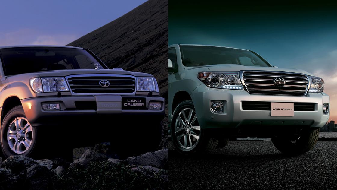 ランクル100とランクル200は何が違う? 人気の両車を徹底比較!