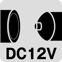 DC12Vソケット