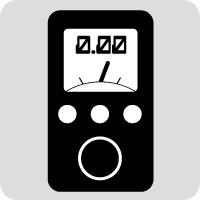 デジタル電圧計