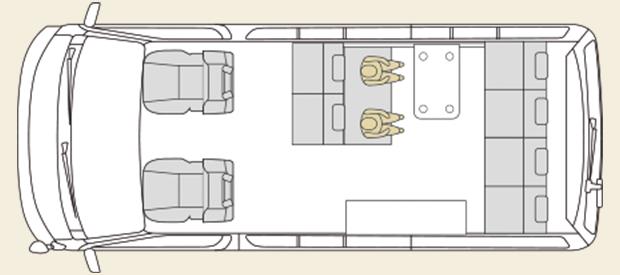 ORIGINAL SEAT ARRANGE Ver.1