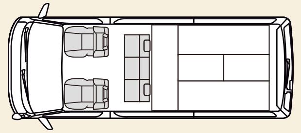 ORIGINAL SEAT  ARRANGE FU-N