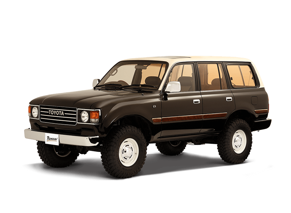 Wonder LAND CRUISER