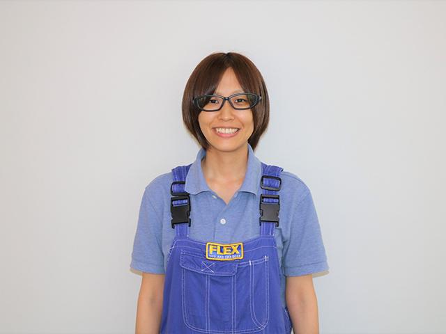 嶋田 友美恵