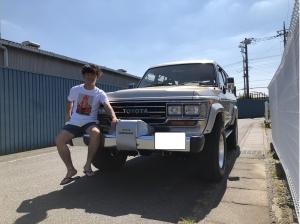 納車イメージ写真