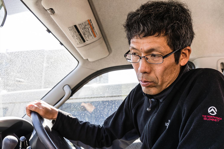 「ワイドボディでも見切りが良くて視界が広いですね。思った以上に運転しやすそうです」