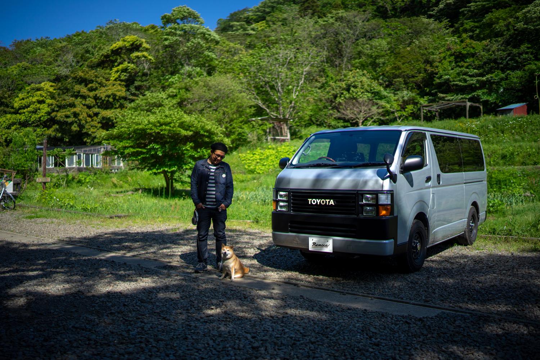 ギンちゃんとともに、日本中を旅したい!