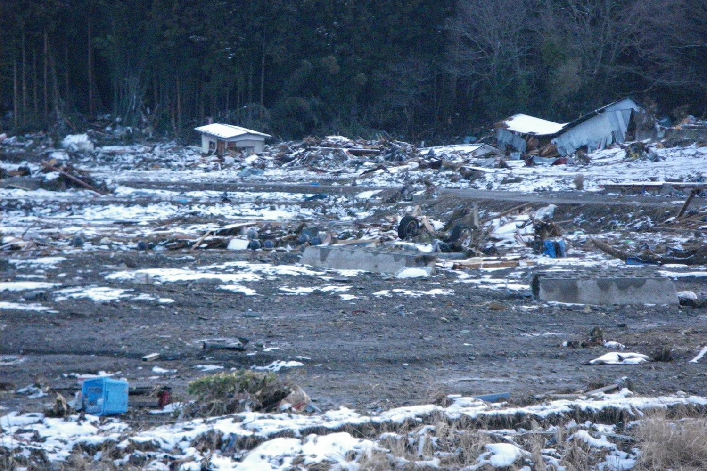 東日本大震災で見た、自然の脅威