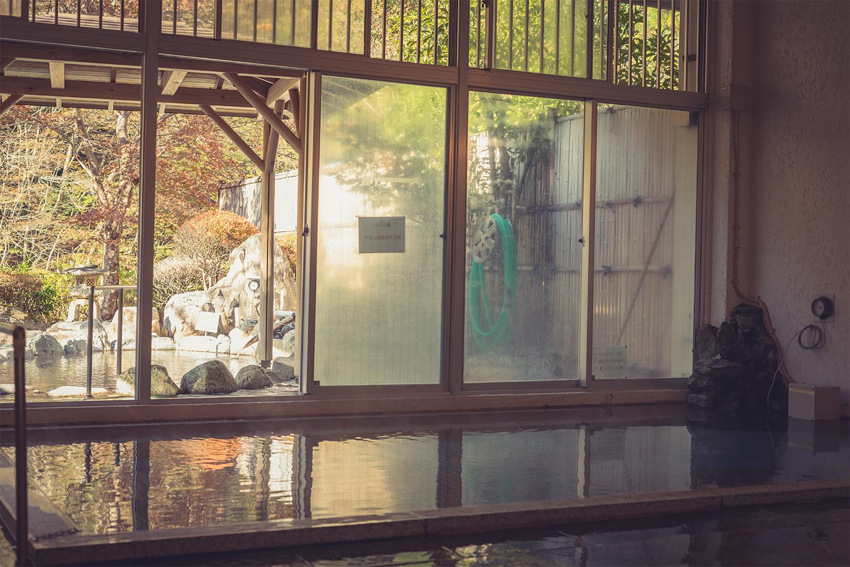 口坂本温泉の内湯