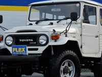 トヨタ ランドクルーザー40:年々乏しくなる部品と販売台数