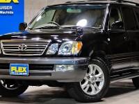 【いいとこ取りな車】トヨタ ランドクルーザーシグナス:中身はレクサスLXというお買い得車