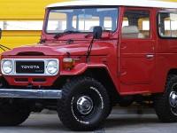トヨタ ランドクルーザー40系:先代モデルからの進化ポイント
