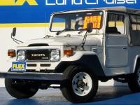 トヨタ ランドクルーザー40:年式ごとの違い