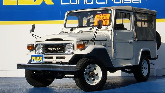 【最新版】トヨタ ランドクルーザー40:年式ごとの違い
