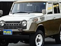 トヨタ ランドクルーザー55:特徴