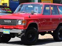 【最新版】トヨタ ランドクルーザー60:グレード解説