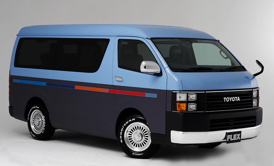 ハイエース200 ワゴン(GL) アメリカンクラシック