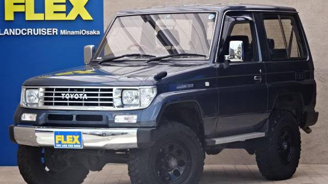 ランドクルーザー-70プラド カスタム車両
