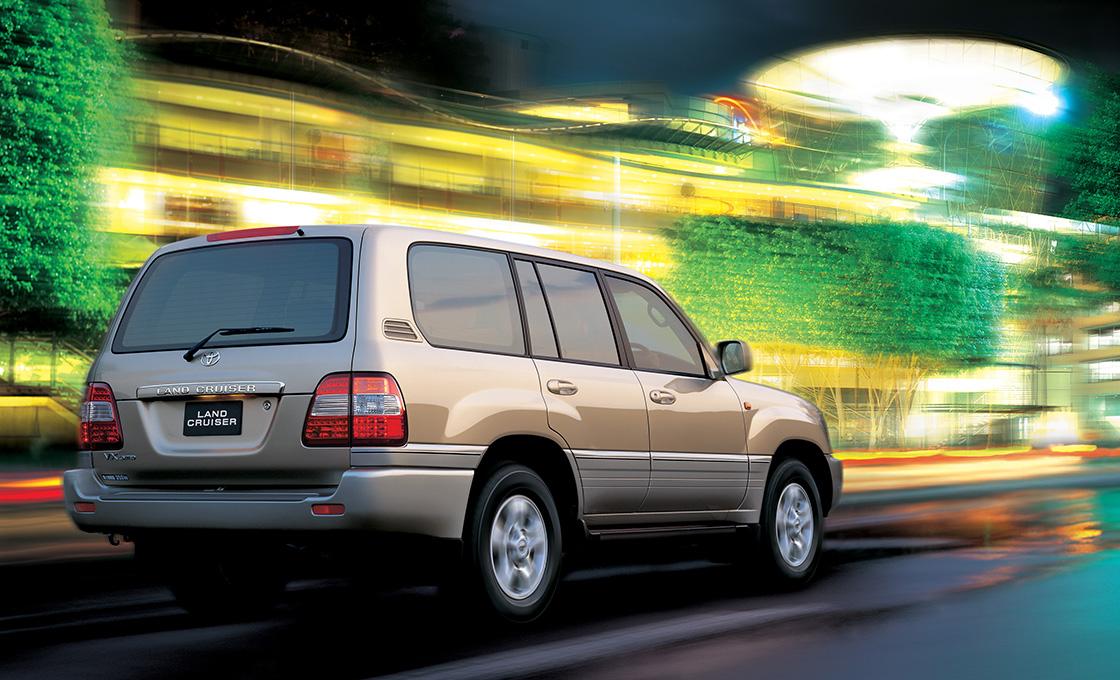 【売れてるのはコレ】トヨタ ランドクルーザー歴代モデルのボディサイズ比較