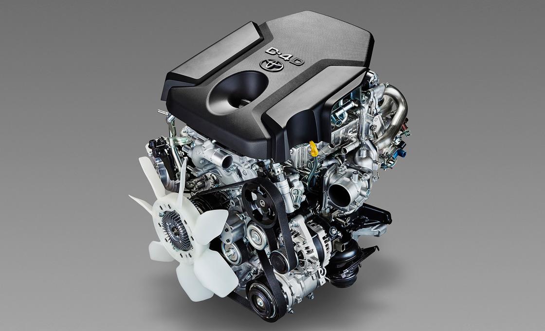 ランドクルーザー150プラドのエンジン