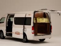 【アウトドア派必見】キャンピングカー、車中泊ならトヨタのハイエース! オススメのアウトドアグッズも合わせてご紹介