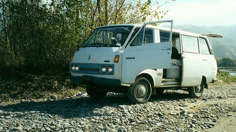 初代ハイエースH10系 1967年~1977年
