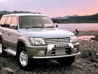 トヨタ ランドクルーザー90プラド(95プラド):中古車購入ガイド