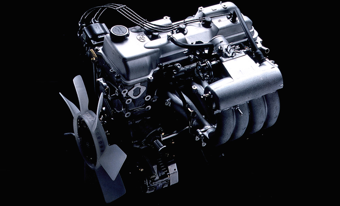 ランドクルーザー90プラド エンジン 3RZ-FE