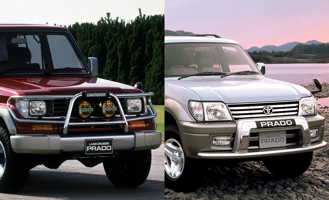 【売れてるのはコレ】トヨタ ランドクルーザー70プラドと90プラドを徹底比較