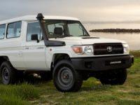 日本ではまず見かけないオーストラリア仕様、逆輸入車のランクル70(ディーゼルモデル)とは?