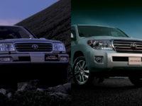 【売れてるのはコレ】ランクル100とランクル200の燃費や装備を徹底比較! 人気の両車は何が違う?