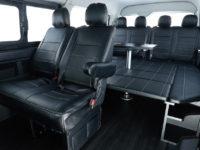 トヨタ ハイエースワゴン用 FLEXオリジナルシート ARRANGE R1