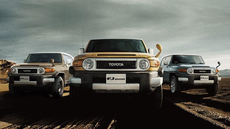 トヨタ FJクルーザーにファイナルエディションは登場するのか? 上昇しつつある中古車相場についても紹介!