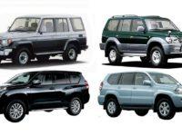 トヨタ ランクルプラドの人気が急上昇中! モデル別解説と中古車価格を検証