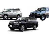 トヨタ ランドクルーザーが今なら手ごろな価格で買える! ランクル80、100、200の魅力と相場を紹介!