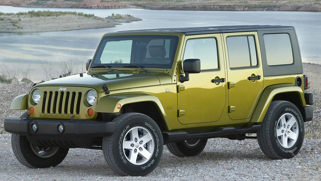 【最新版】JEEPラングラー:中古車購入ガイド
