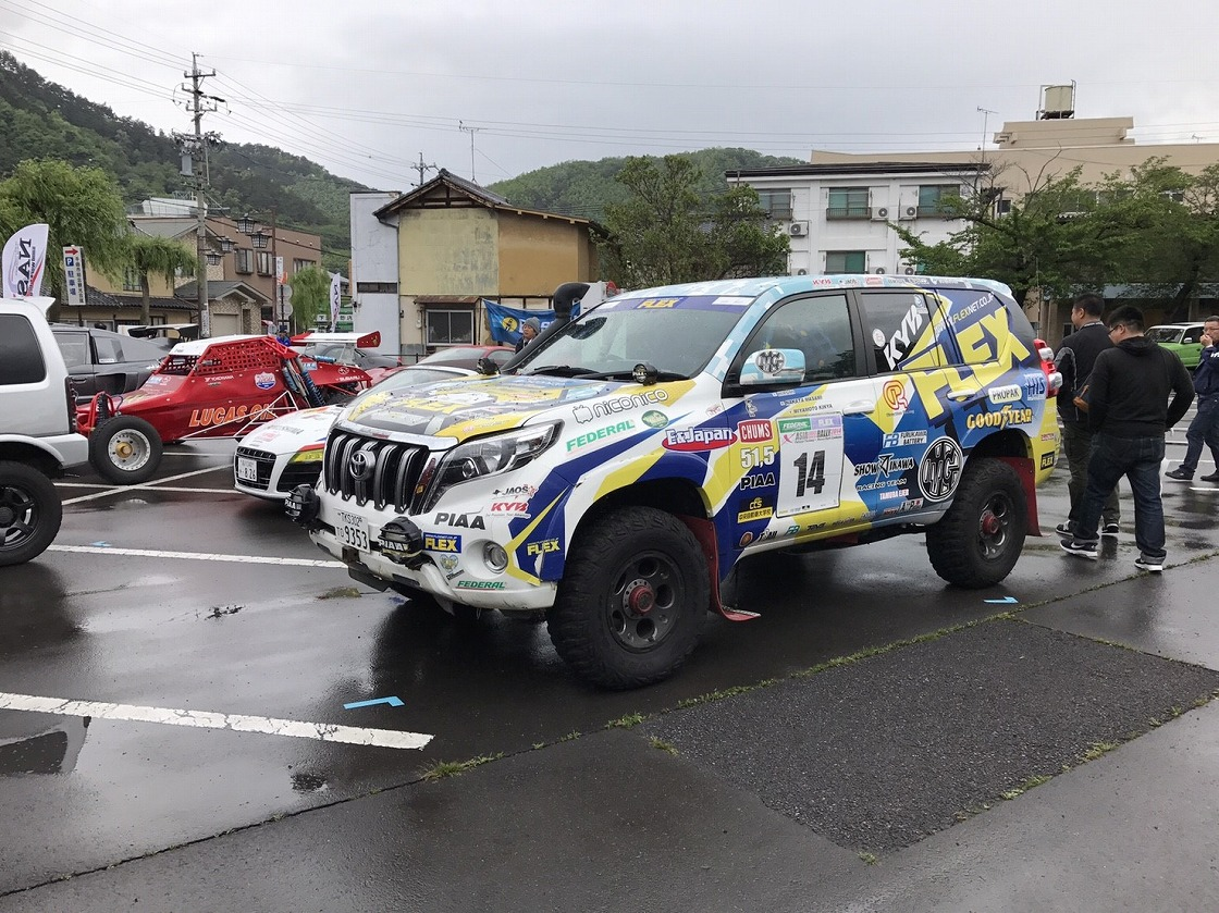 【FLEX NEWS】上山田ヒストリカGP2017 イベントレポート!