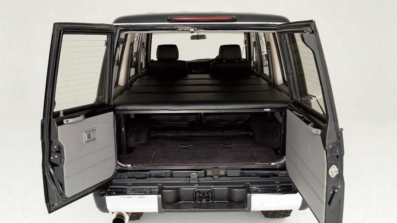 【車好きがこだわる】トヨタ ランドクルーザープラド70用 オリジナルベッドキット