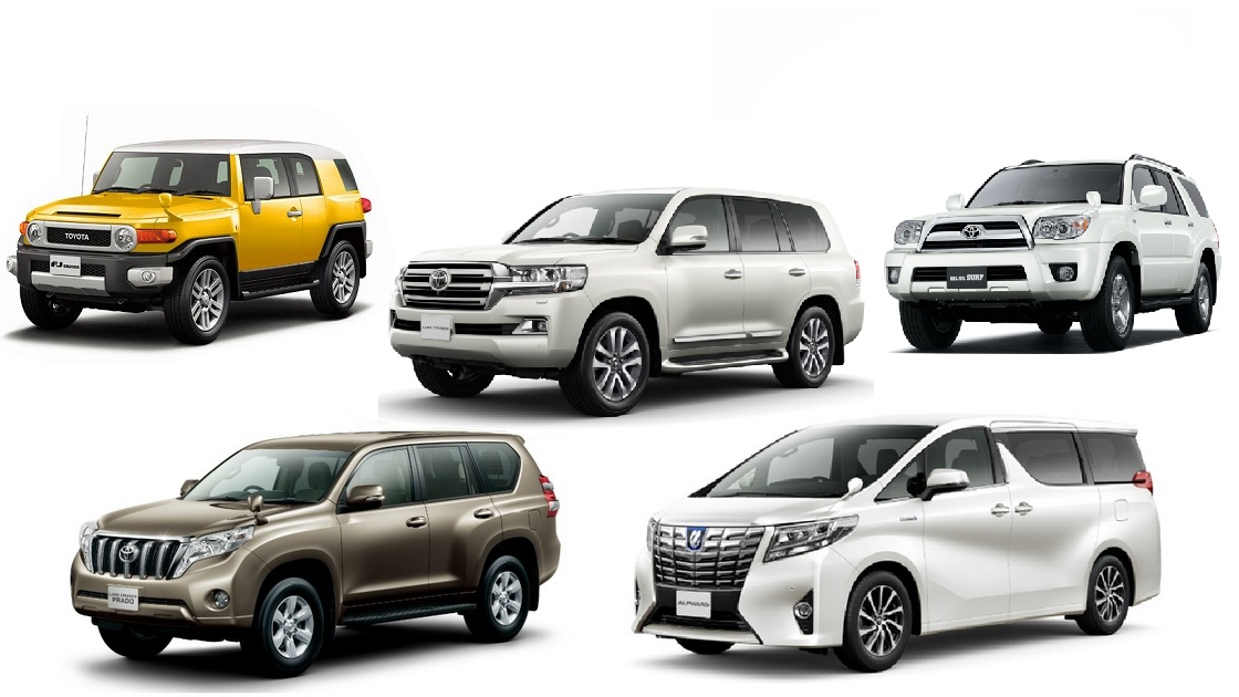 【売れてるのはコレ】ランクルと比較されている国産車はこれ! 違いを徹底検証します。
