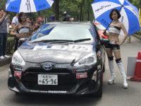 TGRラリーチャレンジ渋川