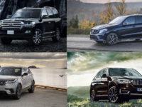 ランクルvs欧州SUV 価格と性能は比例する? 比較検証します