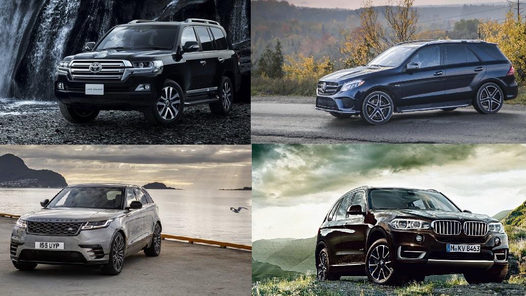 【売れてるのはコレ】ランクルvs欧州SUV 価格と性能は比例する? 比較検証します