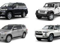 ランクルvs北米SUV 人気の北米輸入SUVを比較検証!