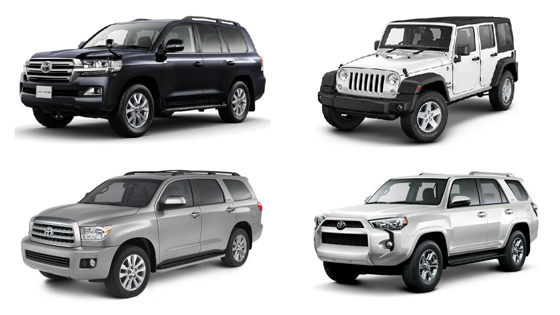 【売れてるのはコレ】ランクルvs北米SUV 人気の北米輸入SUVを比較検証!