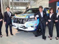 FLEX SHOW AIKAWA RACINGが国内外ラリーへの参戦を表明|発表会レポート