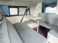 トヨタ ハイエースワゴン用 新基準FLEXオリジナルシート ROOM CAR01