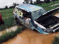 【AXCR2018】FLEX SHOW AIKAWA RACING TEAMが参戦するラリーの模様を現地カンボジアからお届け! [Day.5]