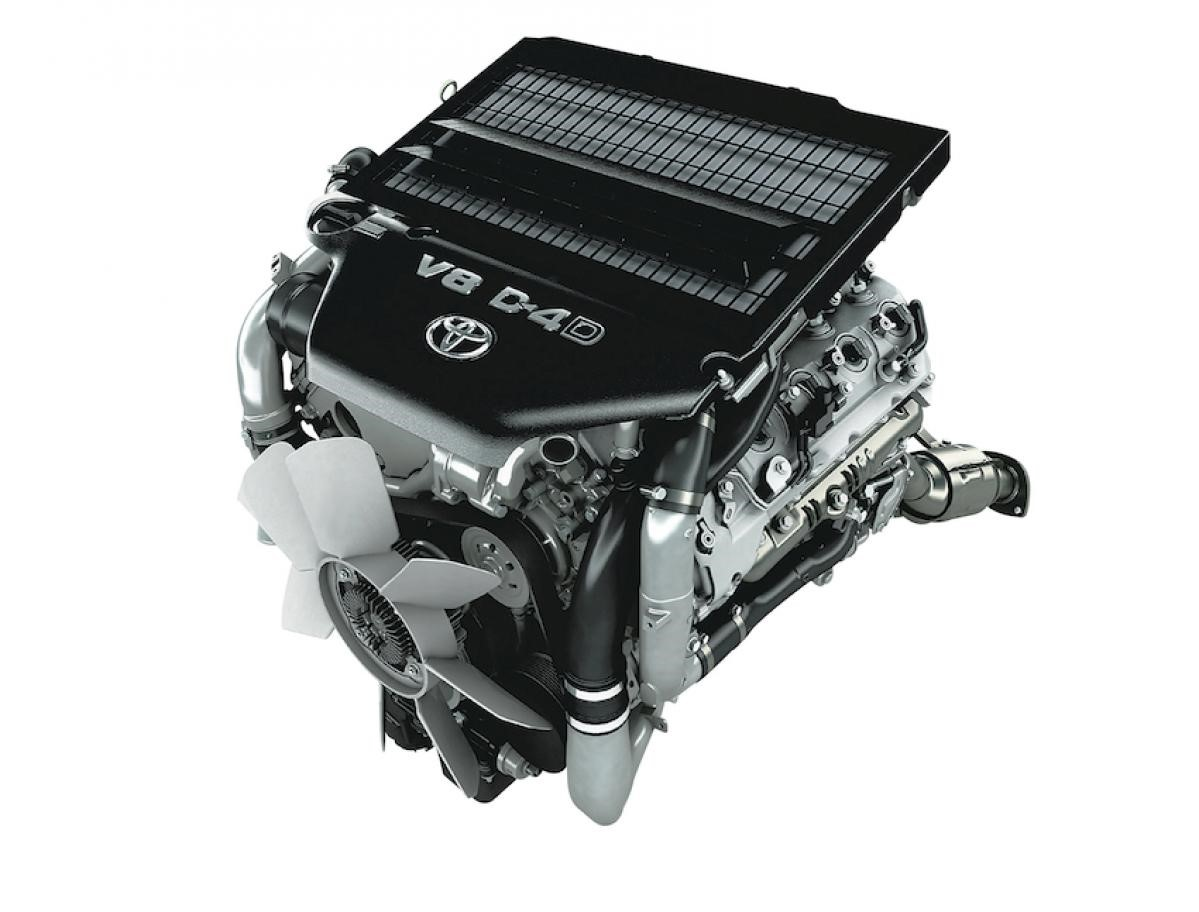 LS500hのエンジン