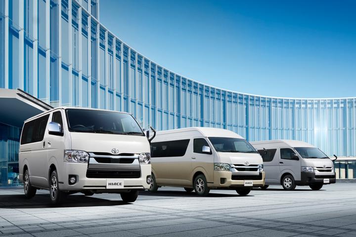 トヨタ ハイエース200系 一部改良を発表|改良となった安全・快適装備の内容とは?