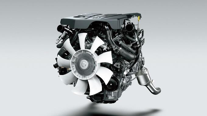 300系(海外仕様) V6 ガソリン ツインターボエンジン